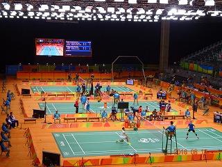 初の南米でのオリンピック Rio2016_e0173350_16545692.jpg