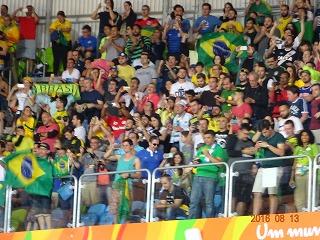 初の南米でのオリンピック Rio2016_e0173350_170522.jpg
