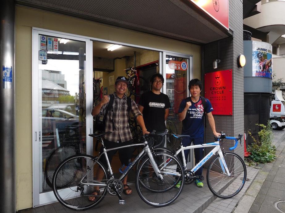 夏の自転車旅、応援します!_c0316555_15580817.jpg