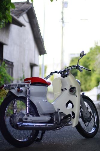 "completed ""Hinomaru Bobber\""!!_a0193460_21090513.jpg"