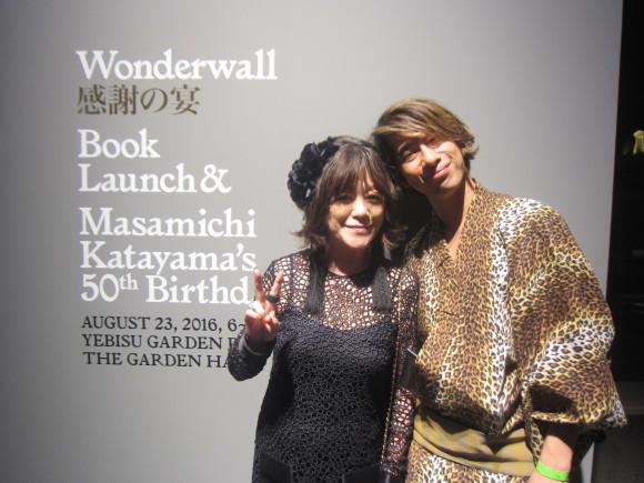 Wonderwall「感謝の宴」レセプションパーティ♪_d0339889_21190733.jpg