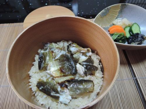 鮎を食べに津和野へ。_f0232994_12334978.jpg