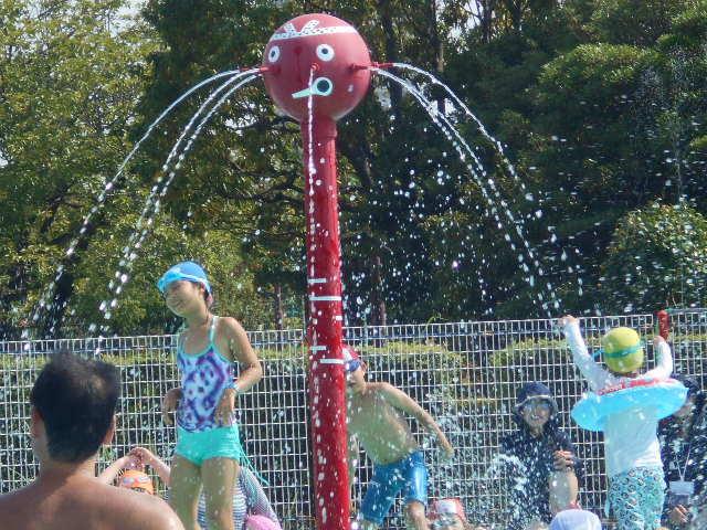8月17日 Water Play_c0315908_11593145.jpg