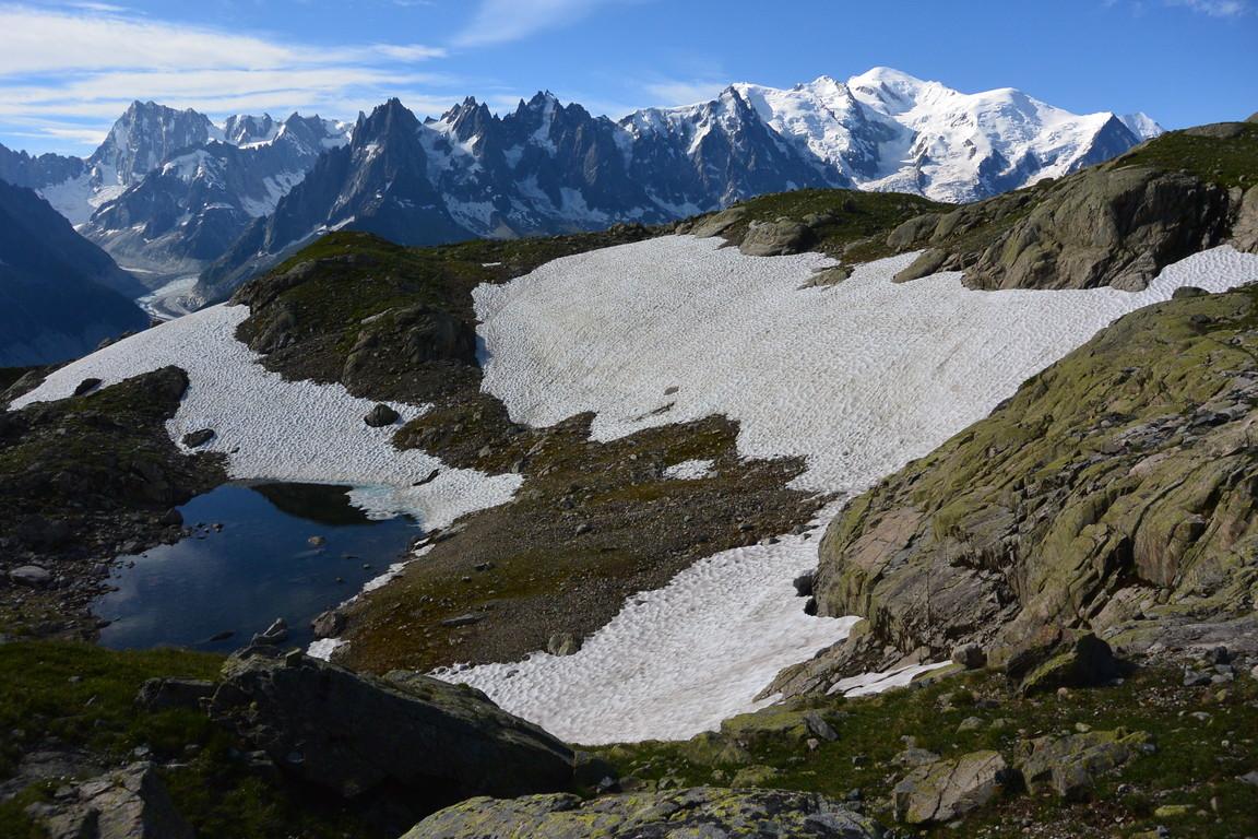 """2016年8月 『アルプスの女王、モンブラン』 August 2016 \""""Queen of the Alps, Mont Blanc\""""_c0219616_18281795.jpg"""