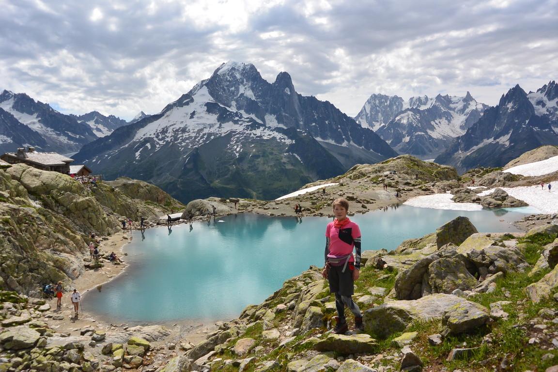 """2016年8月 『アルプスの女王、モンブラン』 August 2016 \""""Queen of the Alps, Mont Blanc\""""_c0219616_1829192.jpg"""