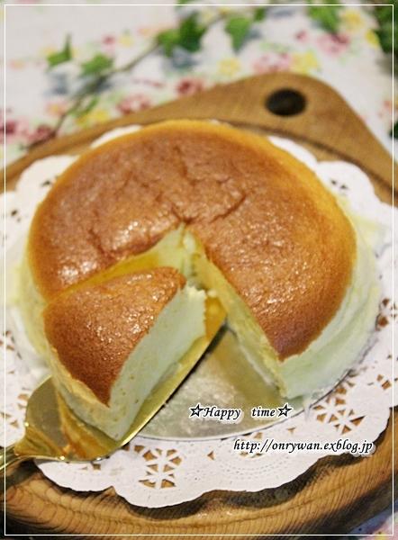 そうめん・夏野菜のかき揚げ弁当とスライスチーズでチーズケーキスフレ♪_f0348032_19091704.jpg