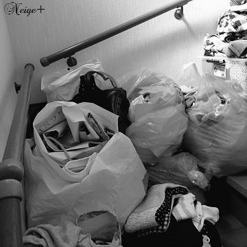 100円雑貨で資材の整理整頓&この夏の掃除と片づけと断捨離_f0023333_08354185.jpg