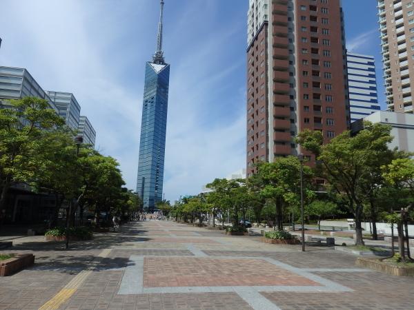 福岡市百道地区はサザエさんのふるさと_f0337554_16285499.jpg