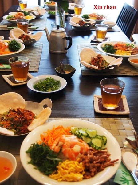 Xin chao 8月のレッスン ~真夏のおもてなし料理の会~_d0353281_23095532.jpg