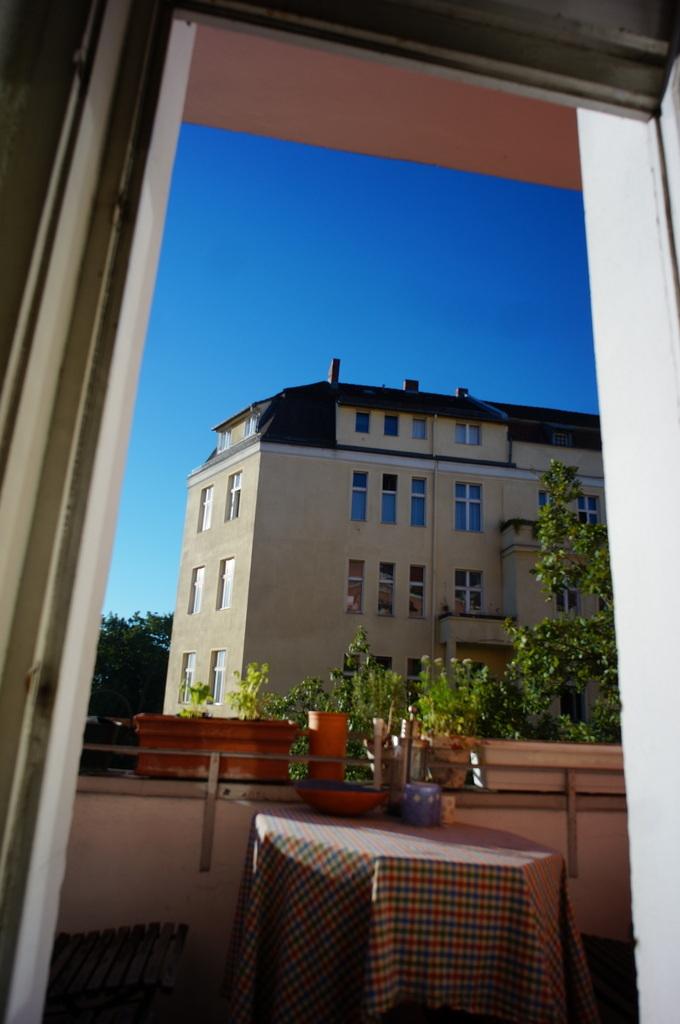 真夏が帰ってきたベルリン。_c0180686_15105929.jpg