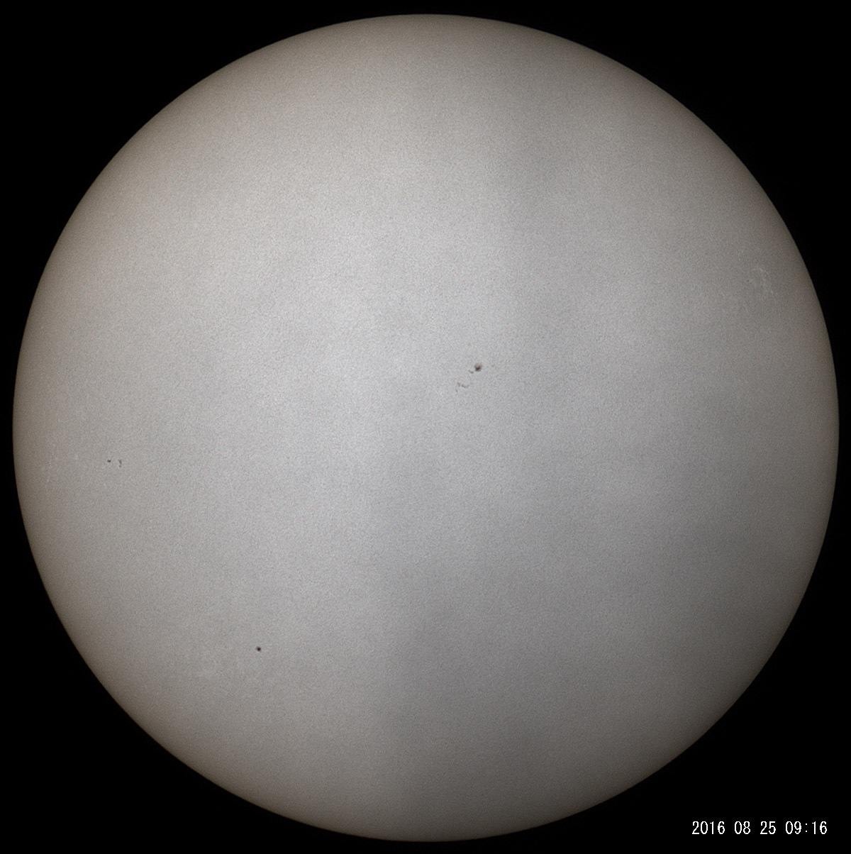 8月25日の太陽_e0174091_16563870.jpg