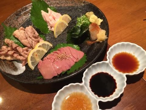 神戸  umie REAL DINNING CAFE ・ やきとり  炭玄 (三宮) ・ ホテル モントレ神戸 ・ AX閉店_e0115904_04534789.jpg