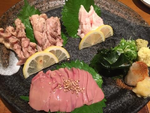 神戸  umie REAL DINNING CAFE ・ やきとり  炭玄 (三宮) ・ ホテル モントレ神戸 ・ AX閉店_e0115904_04534870.jpg