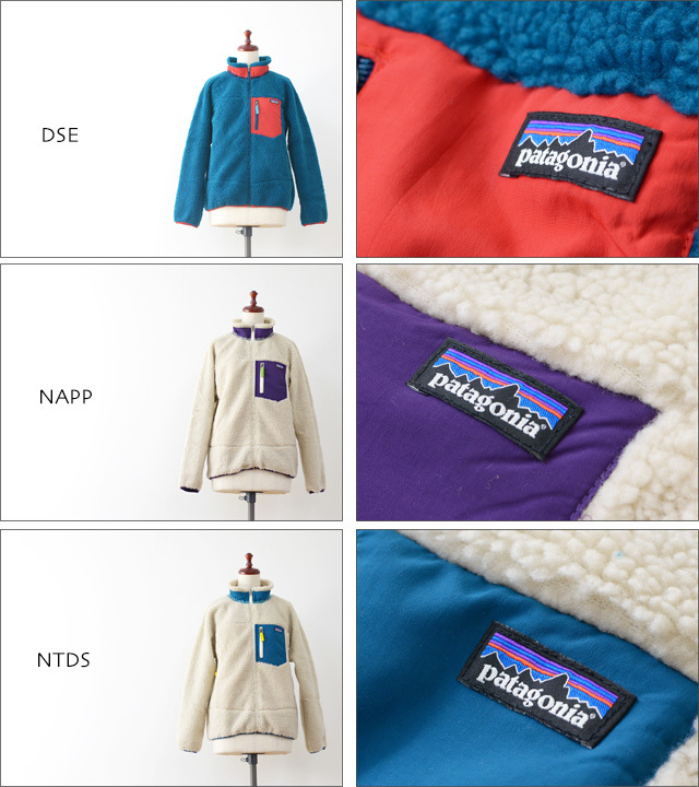 【再入荷】patagonia [パタゴニア正規代理店] BOY\'S RETRO-X JACKET [65625] LADY\'S_f0051306_16473407.jpg