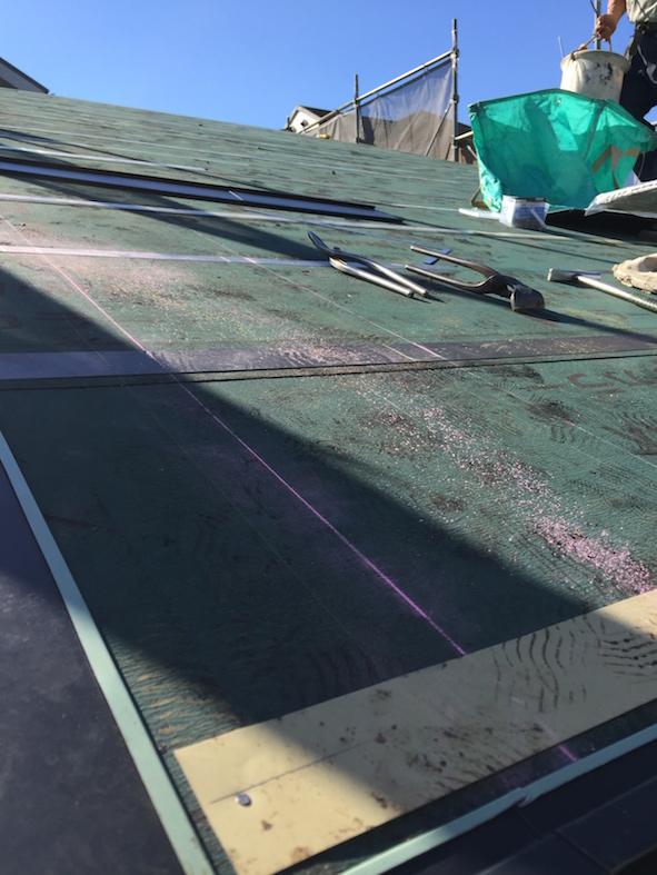 屋根の施工中ですが_a0148909_21301371.jpg