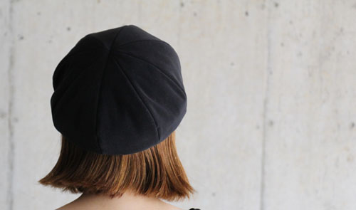 Nine Tailor ベレー帽_b0165512_17164035.jpg