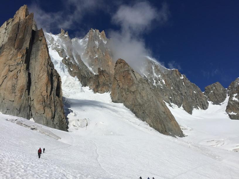 """2016年8月 『アルプスの女王、モンブラン』 August 2016 \""""Queen of the Alps, Mont Blanc\""""_c0219616_11325744.jpg"""