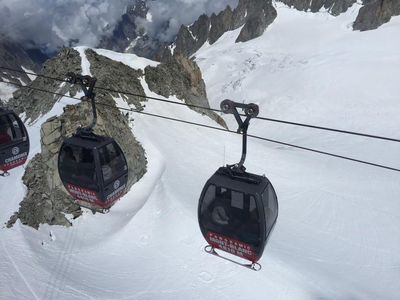 """2016年8月 『アルプスの女王、モンブラン』 August 2016 \""""Queen of the Alps, Mont Blanc\""""_c0219616_11403221.jpg"""
