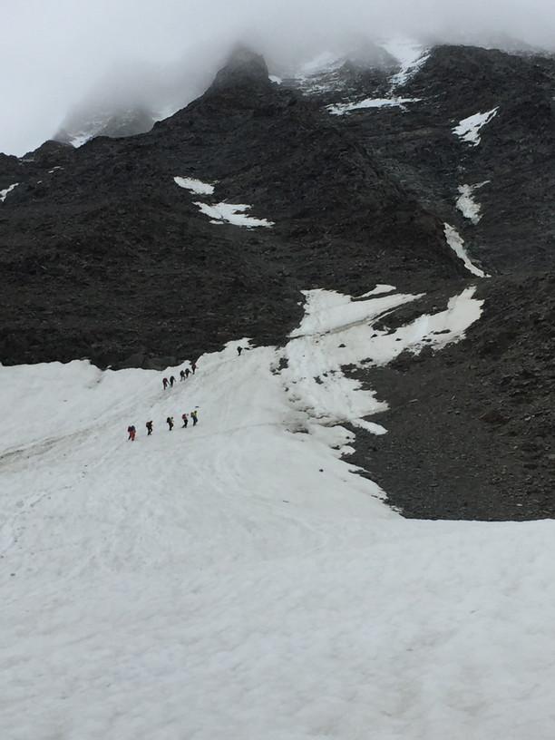 """2016年8月 『アルプスの女王、モンブラン』 August 2016 \""""Queen of the Alps, Mont Blanc\""""_c0219616_12362648.jpg"""