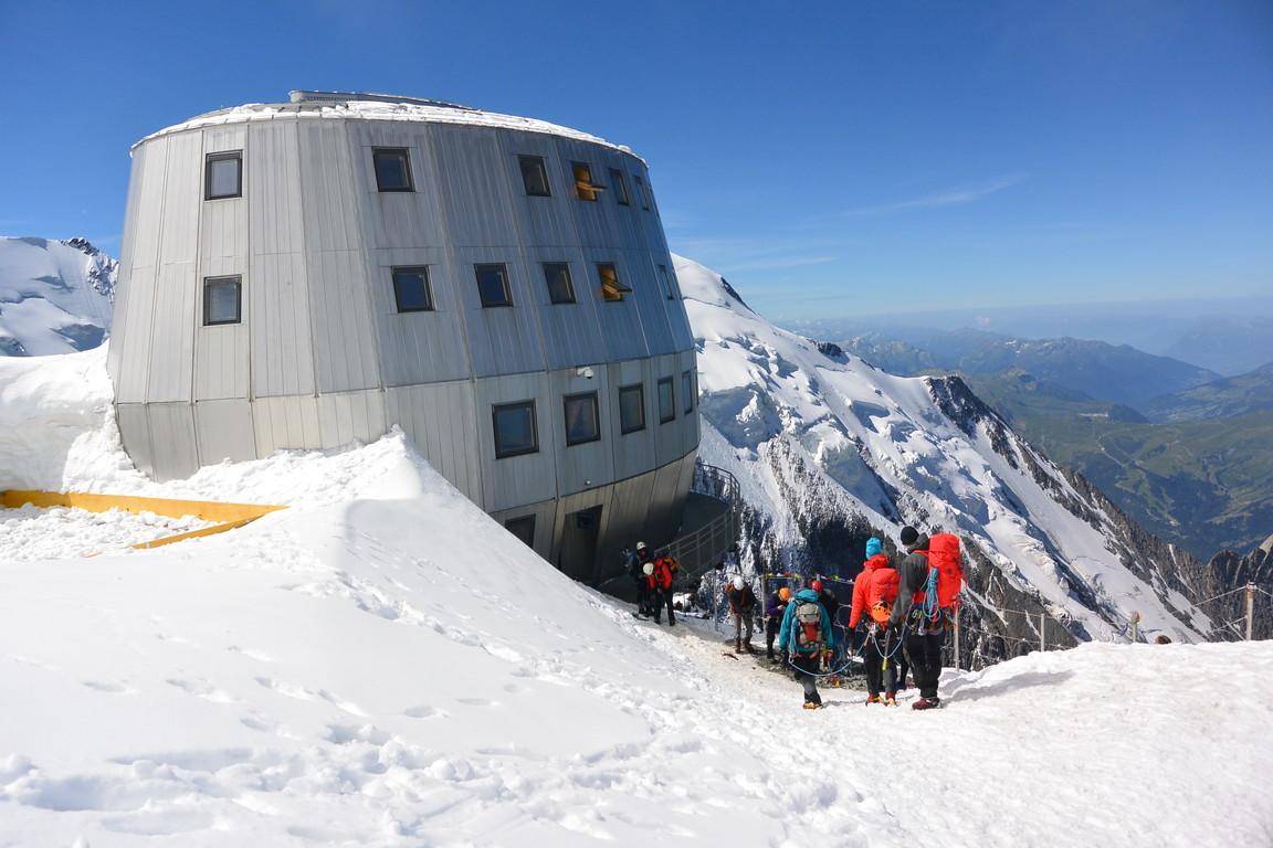 """2016年8月 『アルプスの女王、モンブラン』 August 2016 \""""Queen of the Alps, Mont Blanc\""""_c0219616_23173592.jpg"""