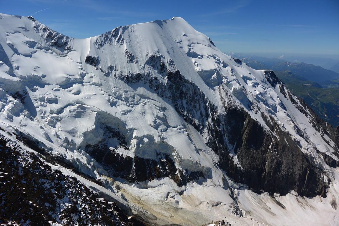 """2016年8月 『アルプスの女王、モンブラン』 August 2016 \""""Queen of the Alps, Mont Blanc\""""_c0219616_23401693.jpg"""