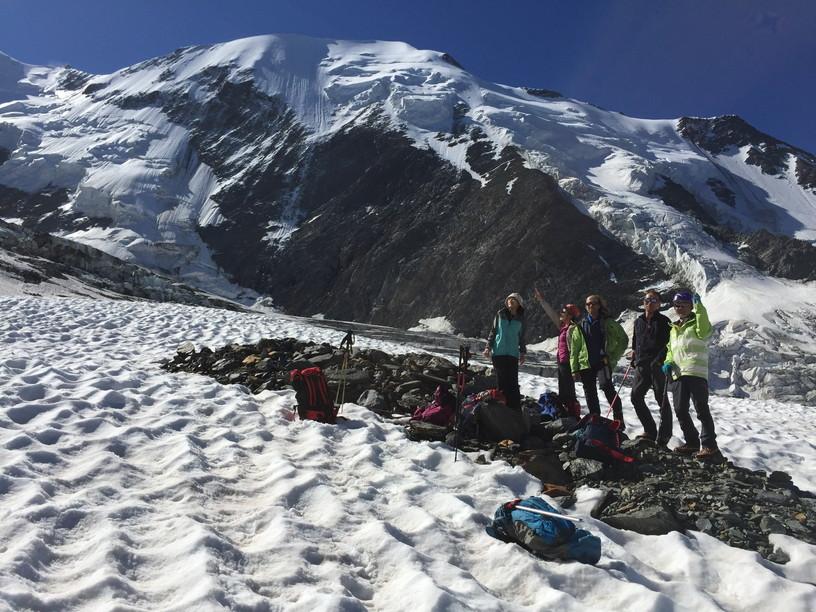"""2016年8月 『アルプスの女王、モンブラン』 August 2016 \""""Queen of the Alps, Mont Blanc\""""_c0219616_23404872.jpg"""