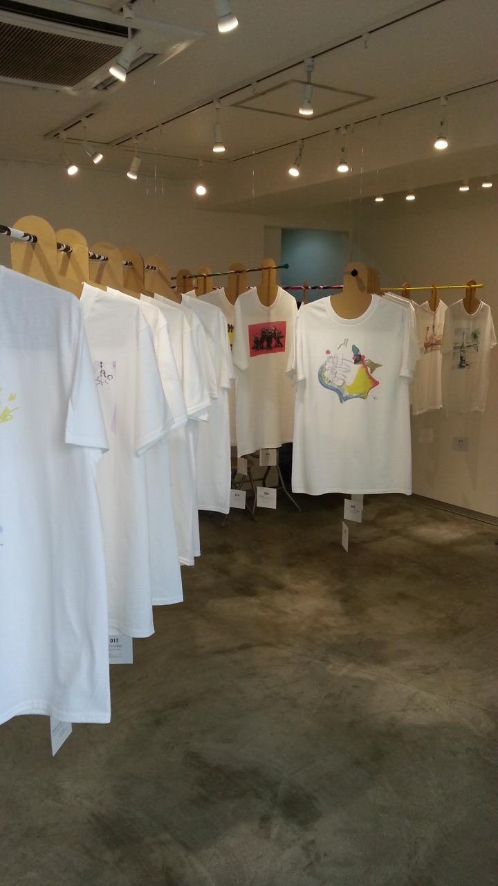 麻布十番パレットギャラリーでTシャツコンテスト開催中♪_c0316026_16015020.jpg
