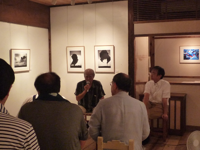 2016.8②BAKU斉藤写真展 時の向こうがわ_e0138627_16542275.jpg