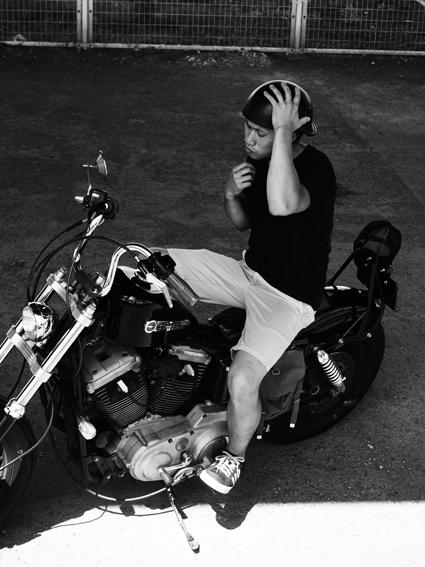 君はバイクに乗るだろう VOL.131_f0203027_1951121.jpg