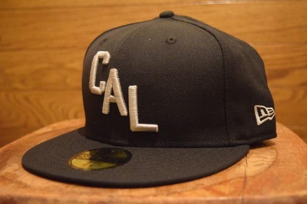 「NEW ERA x SD 59FIFTY CAL Logo Cap」!!_c0355834_15062772.jpg