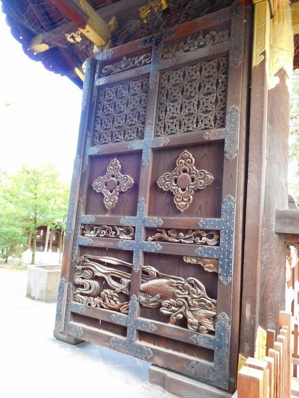 京都人の太閤贔屓を背にした「豊国神社」20160824_e0237645_11525172.jpg
