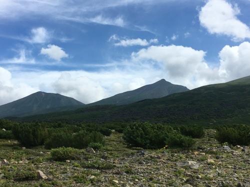 望岳台から雲の平へ_e0326953_11244275.jpg