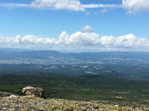 望岳台から雲の平へ_e0326953_11285235.jpg