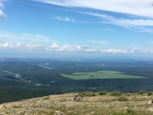 望岳台から雲の平へ_e0326953_11301640.jpg