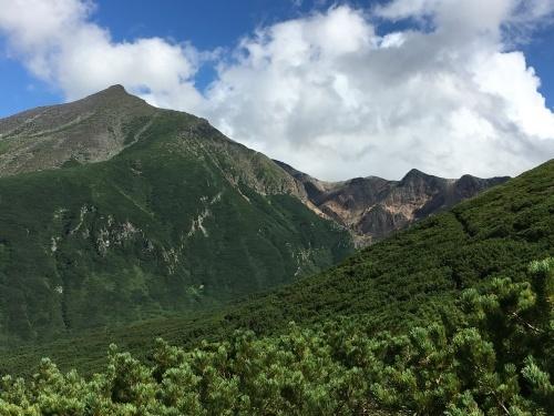 望岳台から雲の平へ_e0326953_12595979.jpg