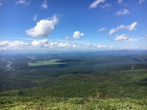 望岳台から雲の平へ_e0326953_13002003.jpg