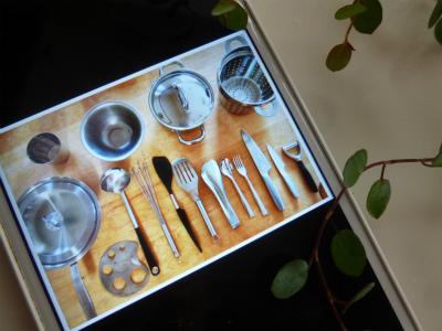 kitchen tool   ステンレス×ガラス_a0165160_07133190.jpg