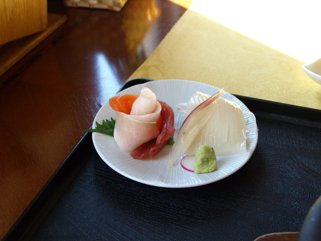 レストラン 玄 その4 (菊御膳)_d0153062_8473045.jpg