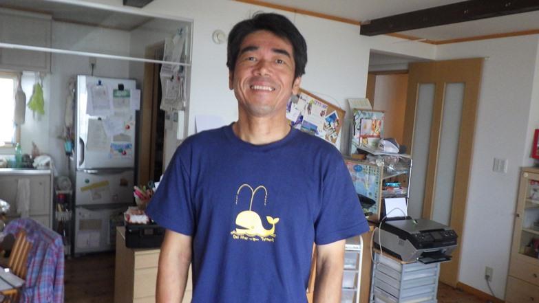 デルマーオリジナルTシャツ、完成しました。_f0009169_16502541.jpg