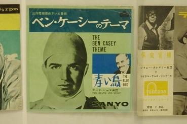 懐かしいレコードジャケット  札幌かでる27の9階廊下_f0362073_08331625.jpg
