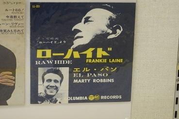 懐かしいレコードジャケット  札幌かでる27の9階廊下_f0362073_08422142.jpg