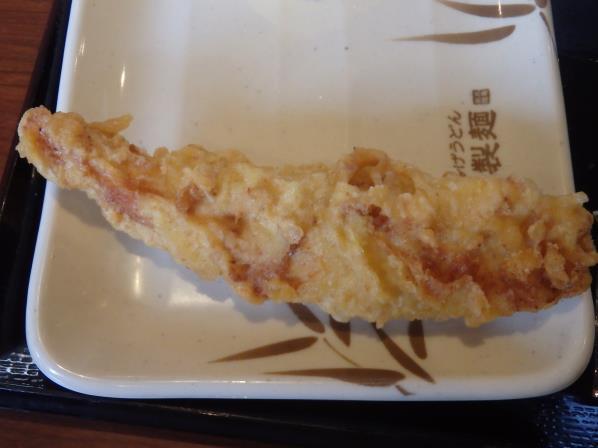 丸亀製麺      門真店_c0118393_8565049.jpg