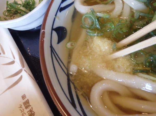 丸亀製麺      門真店_c0118393_9143431.jpg