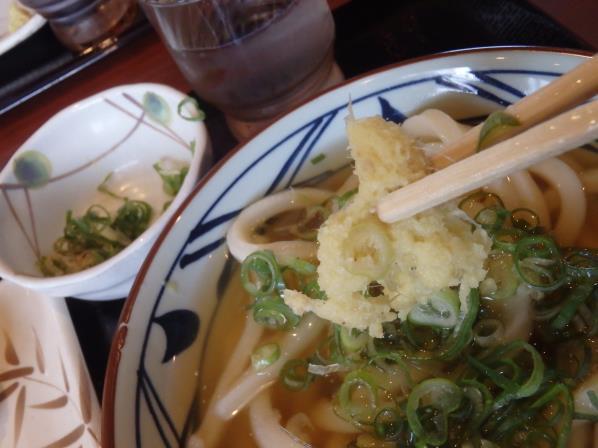丸亀製麺      門真店_c0118393_914452.jpg
