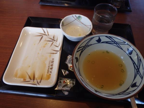 丸亀製麺      門真店_c0118393_923070.jpg