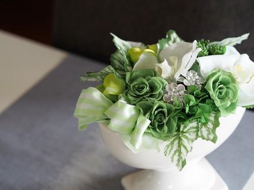 【White/Green/Celebration】_d0144095_10313625.jpg