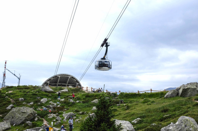 "\""Monte Bianco モンテビアンコ\"" モンブラン 〜北西イタリア巡り 親子ツアー①🇮🇹✨〜_b0246303_07454983.jpg"