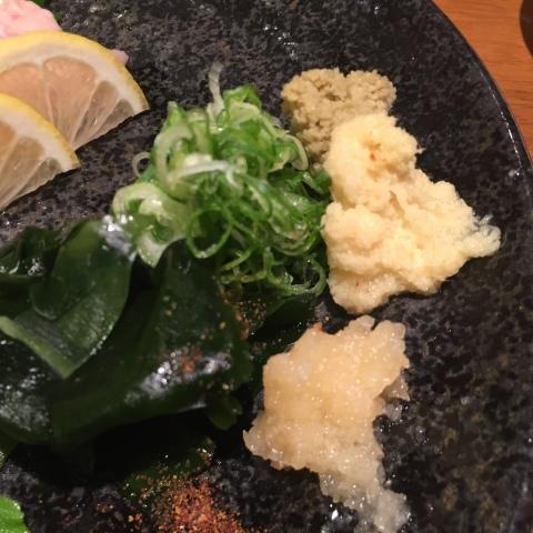 神戸  umie REAL DINNING CAFE ・ やきとり  炭玄 (三宮) ・ ホテル モントレ神戸 ・ AX閉店_e0115904_01424716.jpg