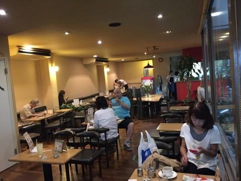 神戸  umie REAL DINNING CAFE ・ やきとり  炭玄 (三宮) ・ ホテル モントレ神戸 ・ AX閉店_e0115904_02573455.jpg
