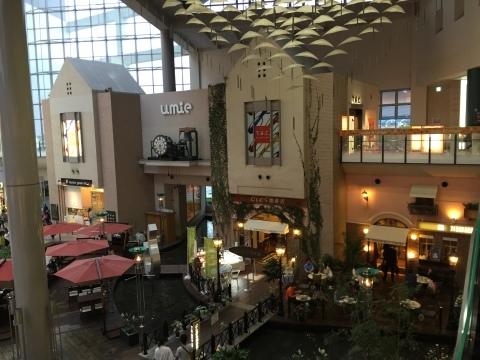 神戸  umie REAL DINNING CAFE ・ やきとり  炭玄 (三宮) ・ ホテル モントレ神戸 ・ AX閉店_e0115904_03054382.jpg